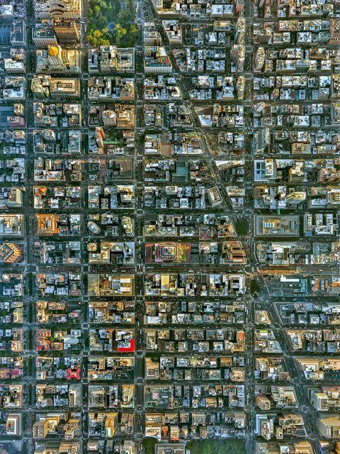 , 'NYC 34th Street - NY Aerials,' 2016, ARTITLEDcontemporary