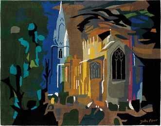 John Piper, 'Long Sutton, Lincolnshire,' 1984, Phillips: Evening and Day Editions