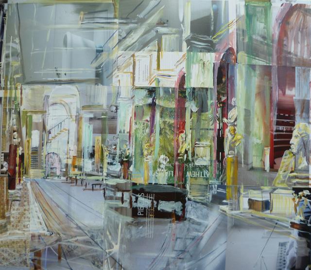, 'Randolph Gallery II, Ashmolean Museum, ,' 2017, Sarah Wiseman Gallery