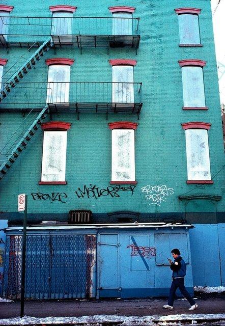 Joseph Rodriguez, 'Man with Gun, Spanish Harlem, NY', 1987, Galerie Bene Taschen
