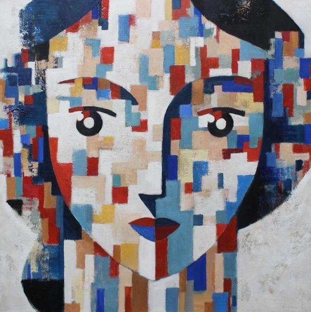 Didier Lourenço, 'Head 3', 2018, Anquins Galeria
