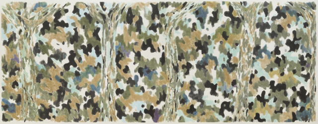 , 'The Border Tree 9,' 2016, Mind Set Art Center
