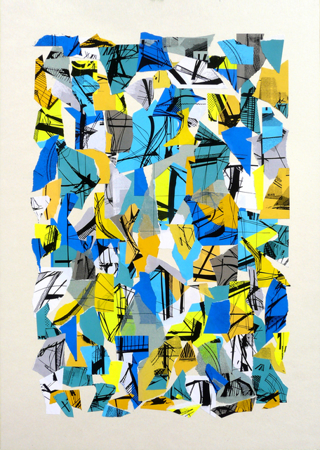 , 'Réflexion,' 2015, Galerie SOON