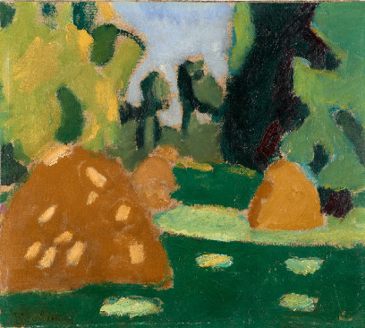 , 'Les Meules,' ca. 1911, BAILLY GALLERY
