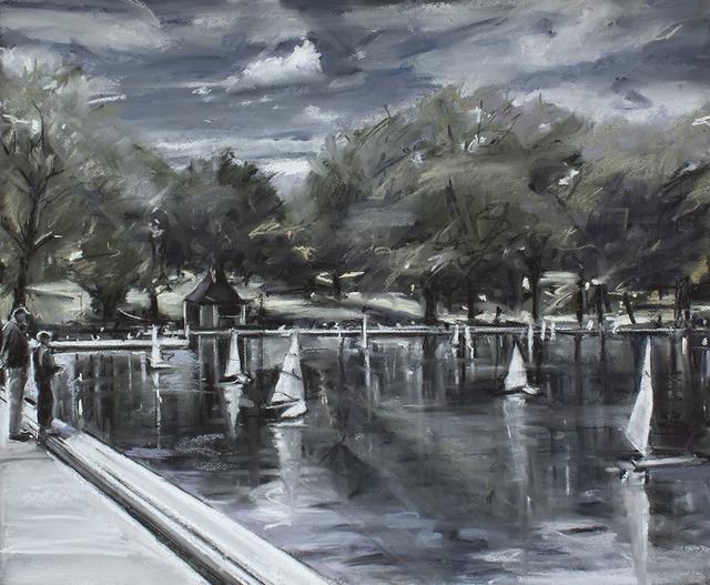 , 'PARK REGATTA,' 2016, Jerald Melberg Gallery