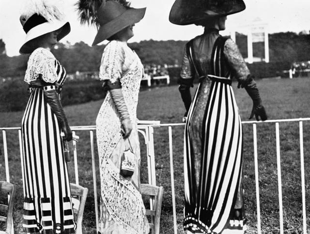 , 'Le Jour des Drags aux courses à Auteuil, Paris,' 1911, °CLAIR Galerie