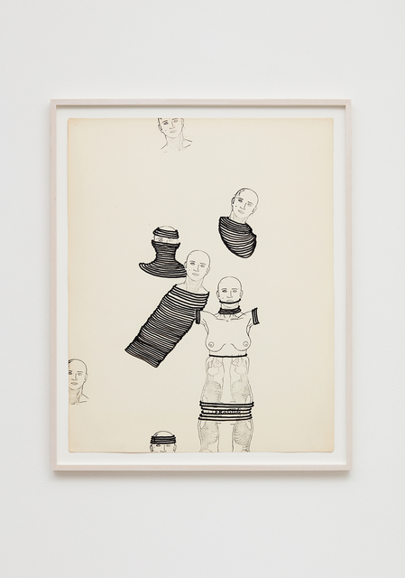 , 'Untitled (Robots),' ca. 1967, Kayne Griffin Corcoran