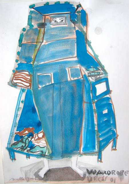 , 'Wardrobe Dress 1,' 2008, Baik Art