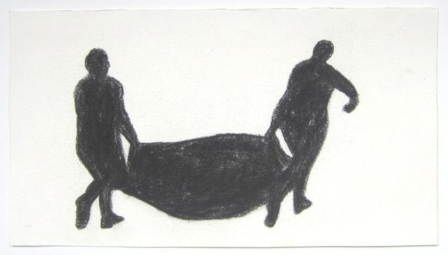 , 'Cargueros (b),' 2009, Casas Riegner