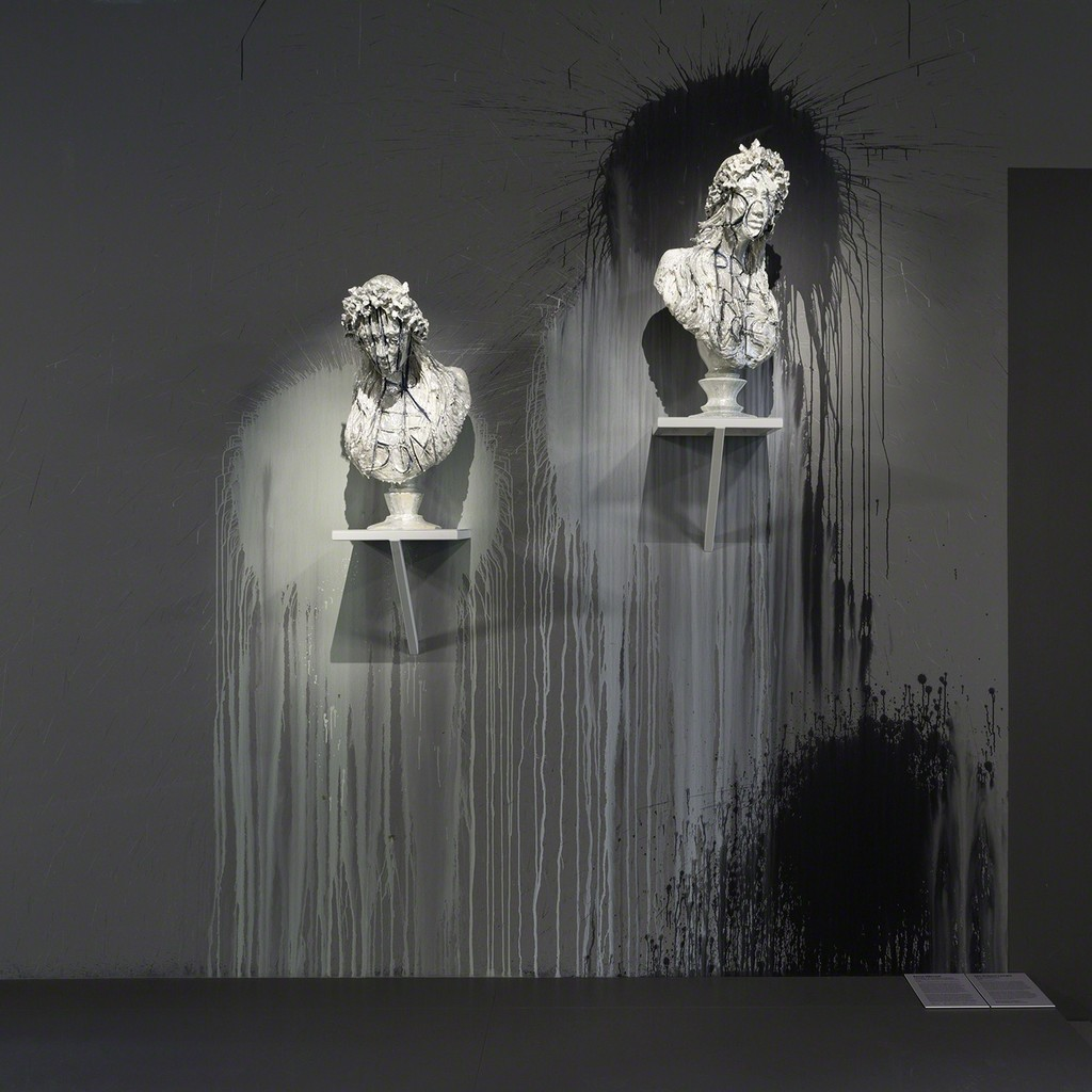 AKINCI @ Art Rotterdam in NOW / FOREVER, curated by Hester Alberdingk Thijm, photo Renato Ghiazza