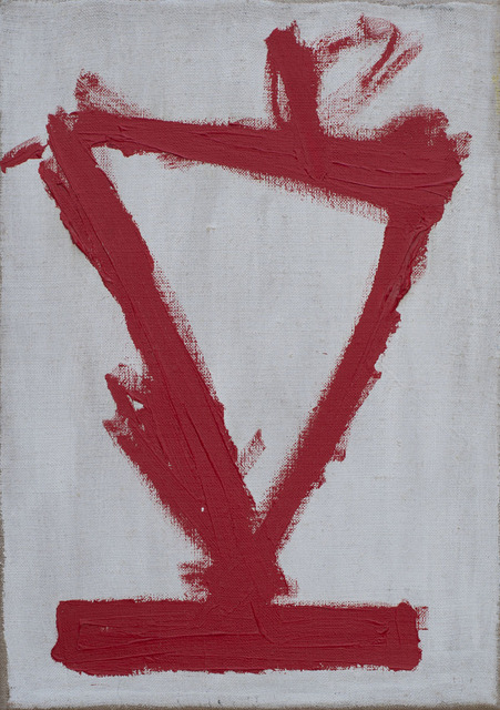 Marliz Frencken, 'Watch out for red', 1985, Ornis A. Gallery