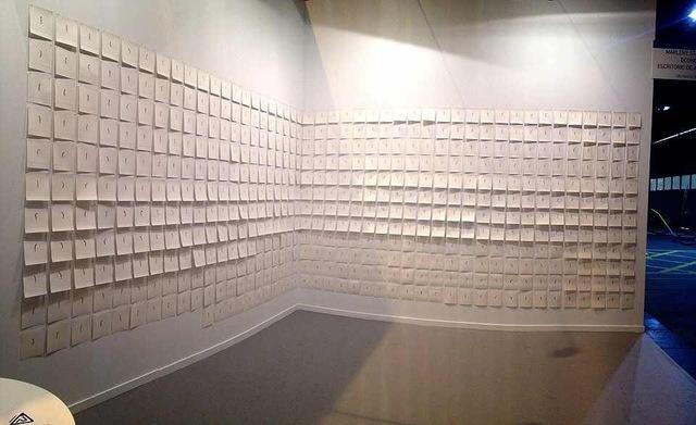 , '6 hours of light,' 2014, dconcept escritório de arte