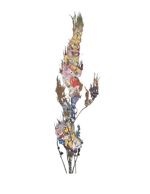 George Mead Moore, 'ARCOIRIS II ', 2013, Galería Quetzalli