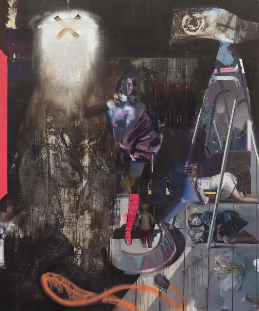 , 'Golden Dawn,' 2016, Josef Filipp Galerie