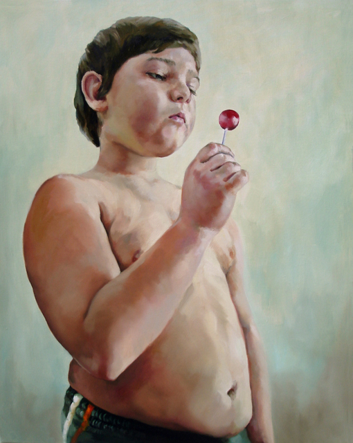 , 'Infant Obesity 3,' 2010, Nasui Collection & Gallery