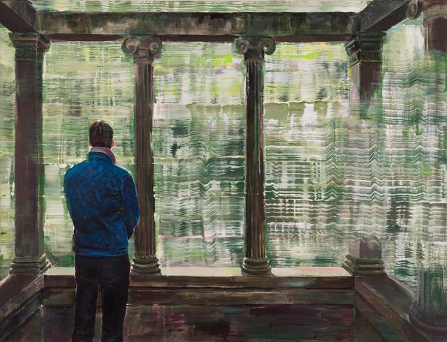 , 'When Real Days Break,' 2017, Odon Wagner Gallery