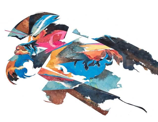 , 'Tirapiedra 09,' 2015, Gallery Elena Shchukina