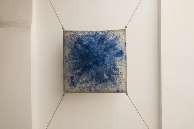 , 'Untitled (Blue),' 2018, Galeria Carles Taché