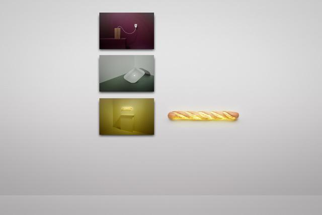 , ''Designer' Lamps,' 2016, Roehrs & Boetsch
