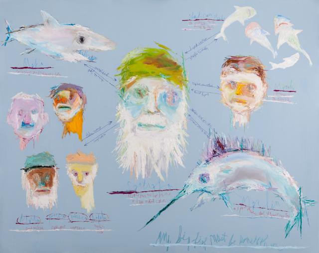 , 'The Old Man and the Sea,' 2014, salon de H