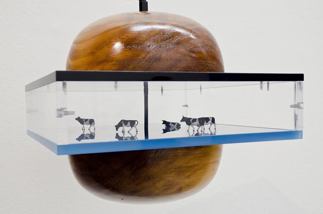 , 'Burger,' 2014, Galeria Logo