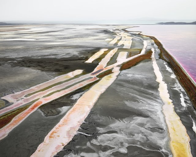 , 'Halogens 1, Great Salt Lake, Utah, 2017 ,' , Bau-Xi Gallery