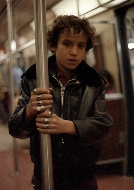 Jamel Shabazz, 'Little Man, Red Hook, NYC', 1985, Galerie Bene Taschen
