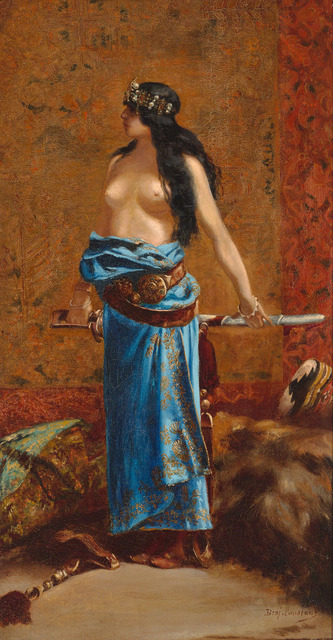 , 'Judith,' ca. 1886, M.S. Rau Antiques