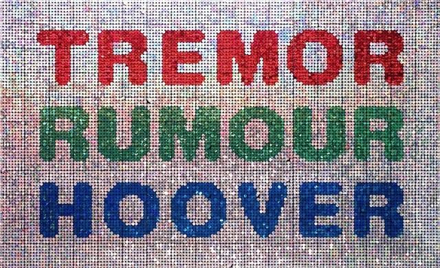 , 'TREMOR, RUMOUR, HOOVER,' 2001, Istanbul Modern