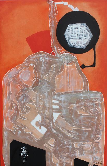 , 'Reality,' 2016, Matthew Liu Fine Arts