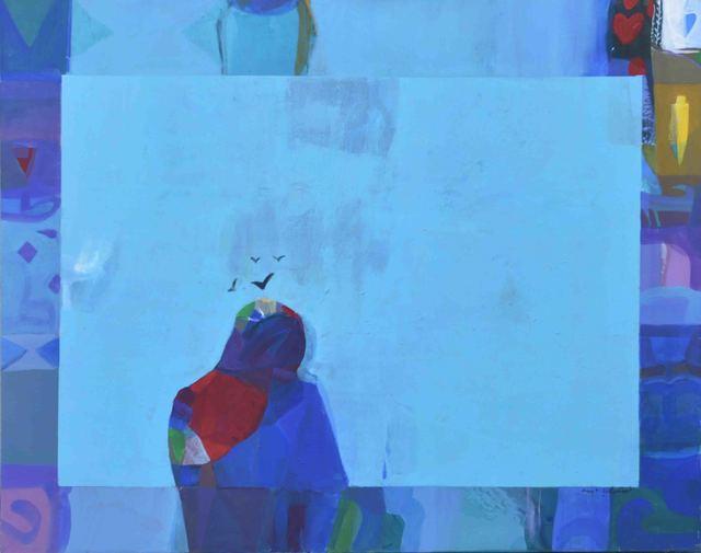, ' Birds ,' 2008, al markhiya gallery