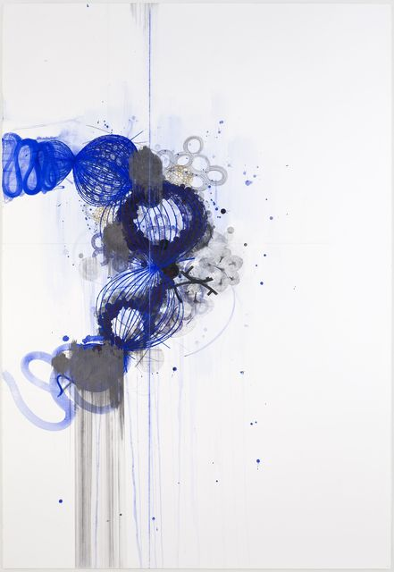, 'LD16-11 Blue,' 2011, Jason McCoy Gallery