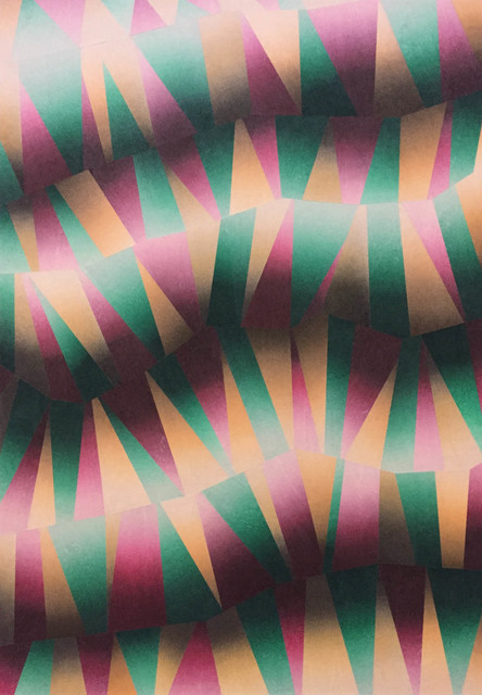 Takuji Hamanaka, 'zigzag', 2017, Kala Art Institute