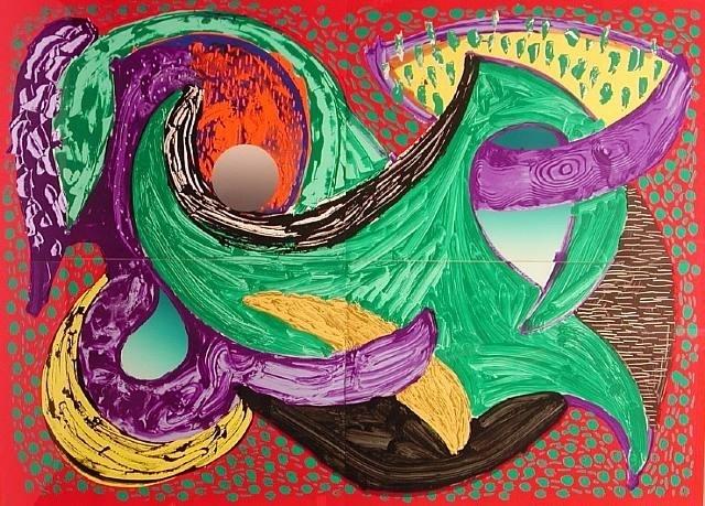 , 'Going Round,' 1994, Posner Fine Art