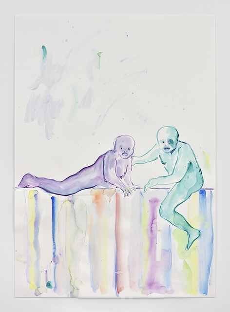 , 'C'est pas grave #7,' 2018, Galerie Thomas Bernard