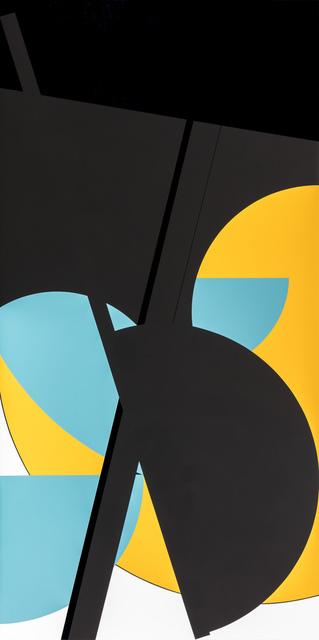 , 'Colour & Form LXIV,' 2018, Stevenson