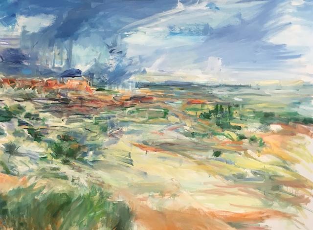 , 'Crescit Eundo - It Grows as It Goes,' 2018, Cerulean Arts