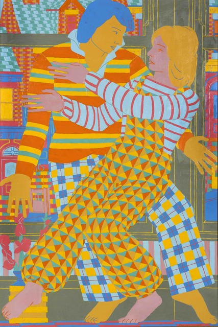 , 'Frolicking,' 1981, Tatha Gallery