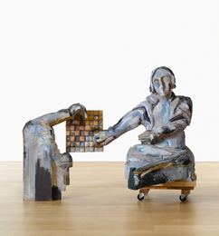 Anne Chu, 'A Chess Player,' ca. 2000, Sotheby's: Contemporary Art Day Auction