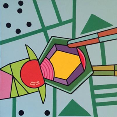 , 'Ladders,' 2016, Tibor de Nagy