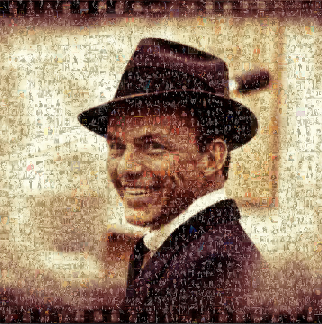 , 'The Way You Wear Your Hat. Frank Sinatra,' 2014, BOCCARA ART