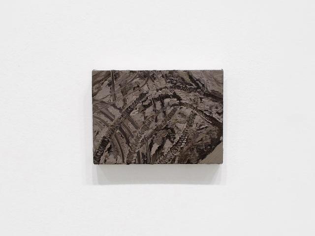 , 'Frozen Tread,' 2018, Inman Gallery