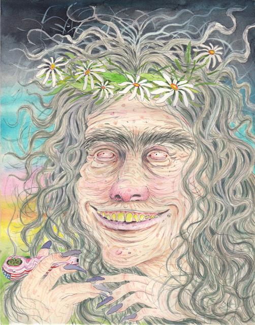 Rebecca Morgan, 'Hippie Witch', 2014, Asya Geisberg Gallery