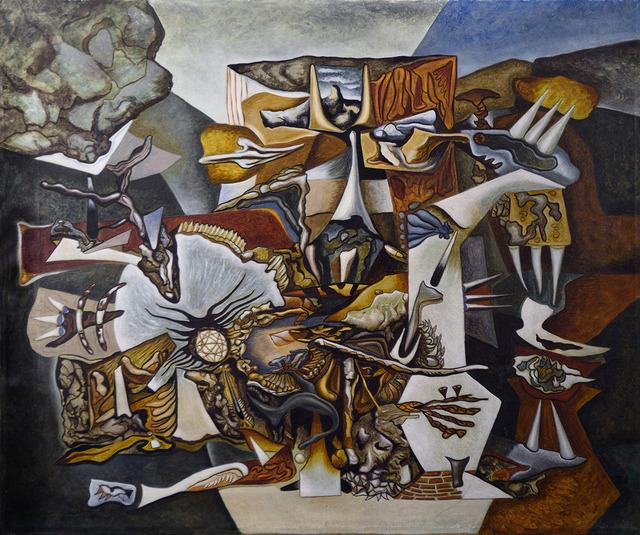 , 'L'ecartelé (El descuartizado),' 1944, Mary-Anne Martin Fine Art