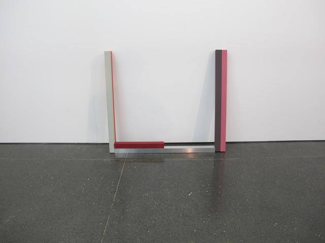 , 'Pontalete #13,' 2012, Galerie Emmanuel Hervé