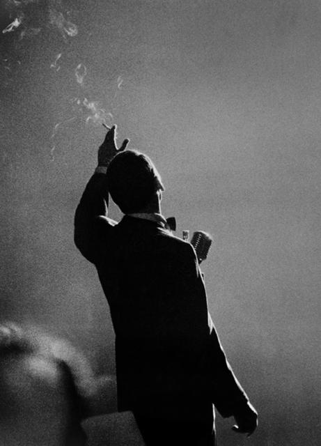 , 'Frank Sinatra, Monte Carlo,' 1958, Robert Mann Gallery