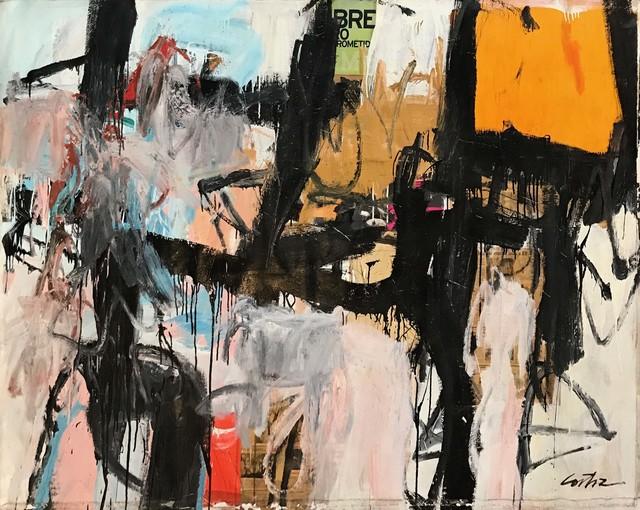 José Cortez, 'Libre tensión', 2010, Enlace Arte Contemporáneo