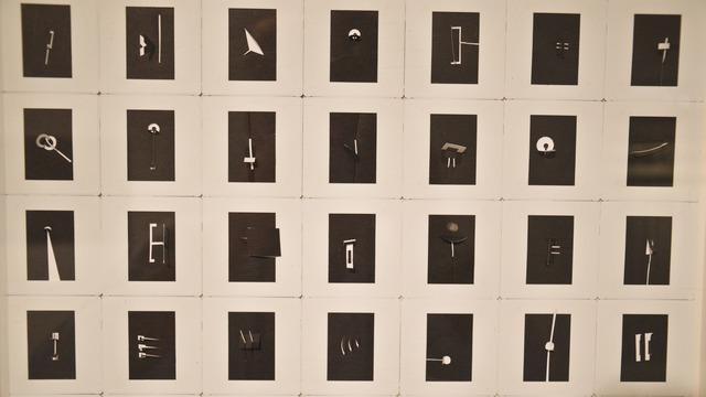 , 'Diaporama II (Detalle),' 2013, Galería del Paseo