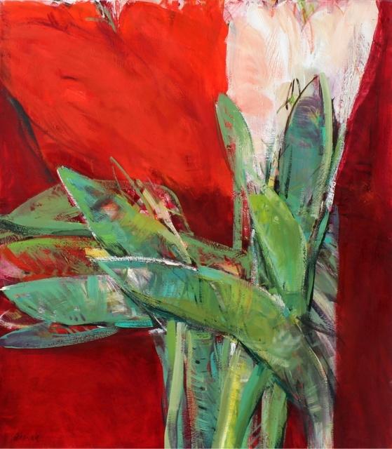 , 'Red table,' 2011, Gallery Katarzyna Napiorkowska | Warsaw & Brussels