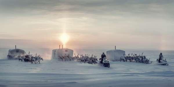 , 'Dolgans, AnabarDistrict, Yakutia, Siberia,' 2018, Shoot Gallery